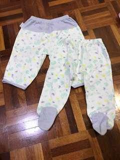 2pcs baby kiko newborn pants