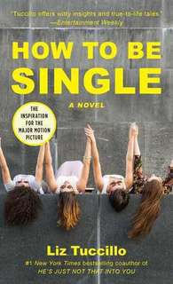 How To Be Single #1 NY Times Bestselling