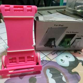 Tablet and cellphone stand