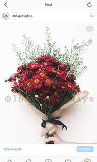 Bouquet Bunga