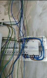 Lito electrician , local company.
