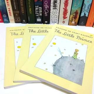 The Little Prince by Antoine de Saint-Exupery Imported English Book Novel