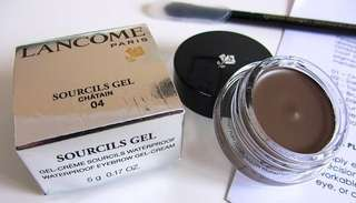 NEW Lancome Le Sourcil Pro Brown Eyebrow Brow Gel RRP $52