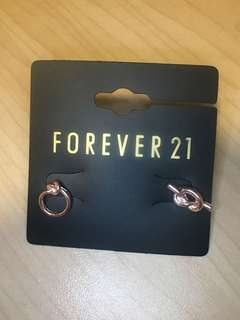 Brand new. Forever 21 earrings.