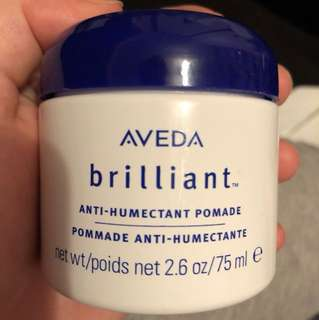 Aveda brilliant pomade