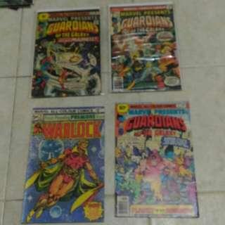Marvel guardians of galaxy comic