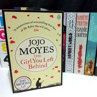 The Girl You Left Behind by Jojo Moyes Imported English Book