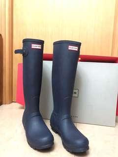 全新 Hunter 水鞋 水靴 boots 英國