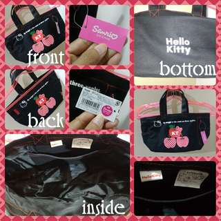 Hello Kitty Mini Tote Bag