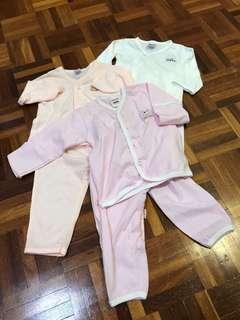 3set baby pajamas