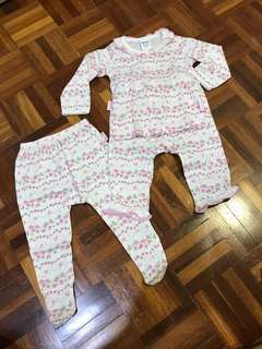 BABY KIKO SET 3pcs 0-6mths