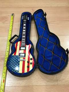 Vintage USA display guitars