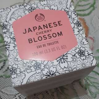 The Body Shop Japanese Cherry Blossom Eau De Toilette