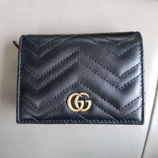 Gucci Marmont Small Wallet