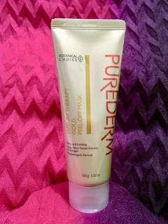 Purederm Gold Peel-off Mask