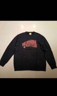 Billionaire Boys Club BBC Crewneck Sweater 100% Authentic