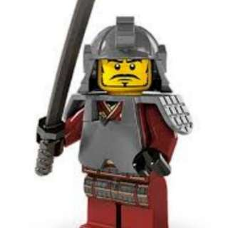 Sealed Lego Minifigure Series 3 Samurai