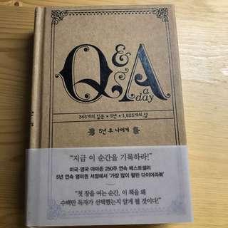 韓版Q&A