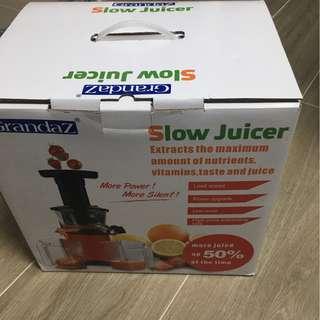 Grandaz slow juicer