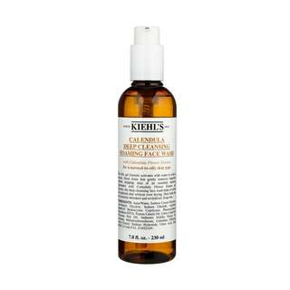 KIEHLS ORIGINAL Calendula Deep Cleansing Foaming Face Wash ASLI Cuci