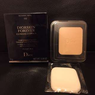 Diorskin forever Extreme Wear & Oil Control 030