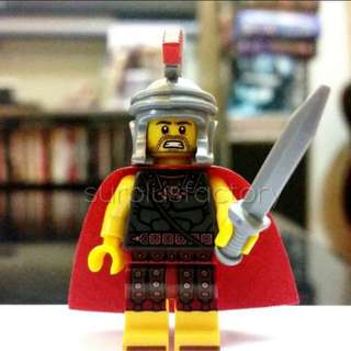 Lego Minifigure Series 10 Roman Commander