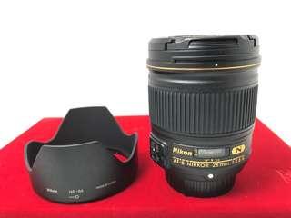 Nikon 28mm F1.8G