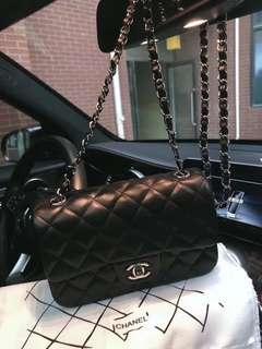 Chanel Classic Flap Mini Lambskin