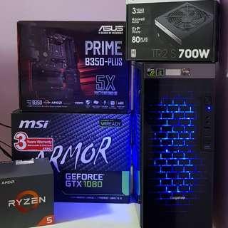 AMD GAMING RIG DEKSTOP