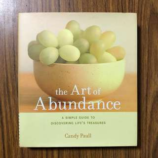 The Art of Abundance (Inspirational Quotations)