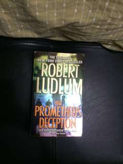 Robert Ludlum's The Prometheus Deception