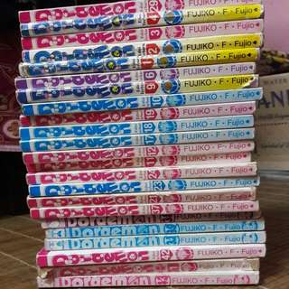 Pre-loved shinchan,LK,Doraemon and others