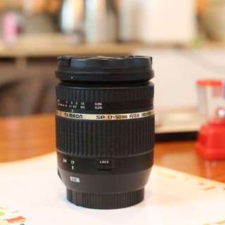 🚚 龍騰 17-50 f2.8鏡頭