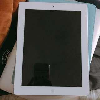 老代Apple Ipad 16G 銀色