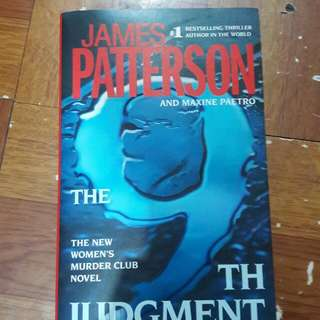 James Patterson The 9th Judgment