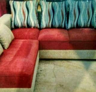 Promo tanpa dp sofa hanya bayar admin 199 rb