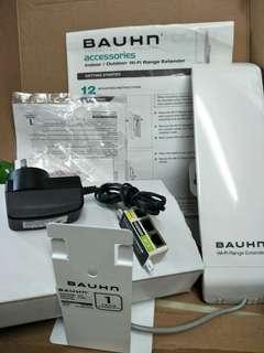 BAUHN indoor/outdoor wifi range extender