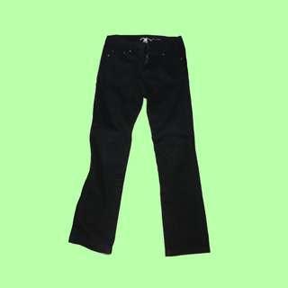 💛 Black denim pants