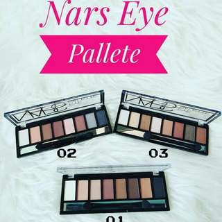 NARS EYE PALLETE