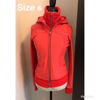 Lululemon Jacket- size 6
