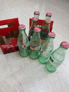 """Empty """"Coca Cola Bottle"""""""