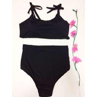 Onhand bikini Black 2 piece swimsuit