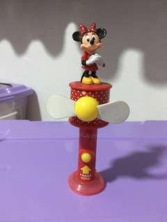 Minnie mouse portable fan