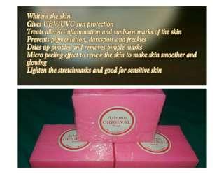 Organic Pure Arbutin Soap