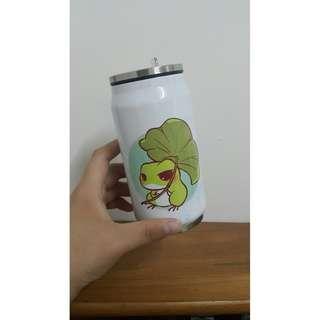 旅行青蛙易拉罐