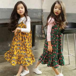 GISELLE FLORA 2 PIECE DRESS | KOL3