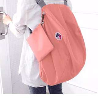 GS 3-way easy to carry foldable bag