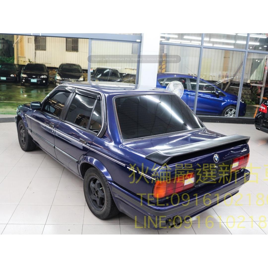1988年 BMW E30 318I 藍