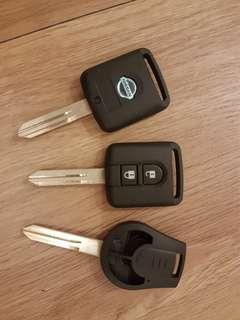 Nissan Keyshells NV200, NV350