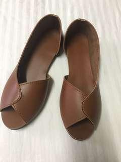 Iralou peep toe sandals